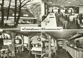 Ansichtskarte - Wingst - Hermannstal
