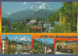Ansichtskarte - Bayern - Berchtesgaden