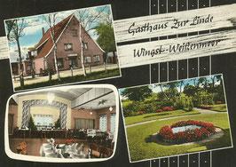 Ansichtskarte - Wingst - Zur Linde