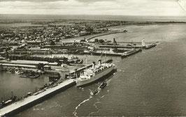 Ansichtskarte - Cuxhaven - Steubenhöft