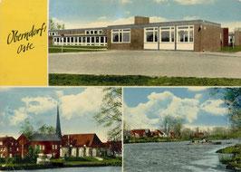 Ansichtskarte -  Oberndorf an der Oste - Mehrbildkarte