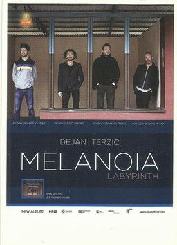 Ansichtskarte - Melanoia