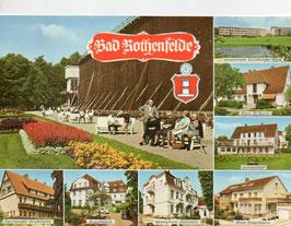 Ansichtskarte - Bad Rothenfelde