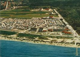 Ansichtskarte - Cuxhaven - Strand Sahlenburg