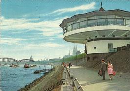 Ansichtskarte - Köln
