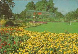 Ansichtskarte - Hamburg Gartenbauausstellung