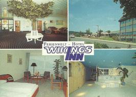 Ansichtskarte - Wingst - Wikings Inn
