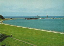 Ansichtskarte - Cuxhaven - Grimmershörnbuch