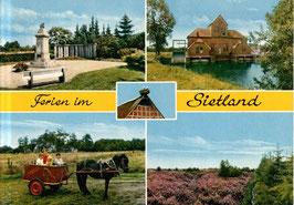 Ansichtskarte - Ihlienworth - Sietland