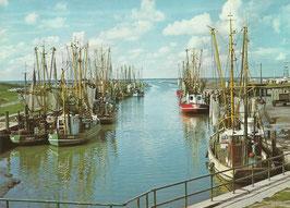 Ansichtskarte -  Dorum - Hafen