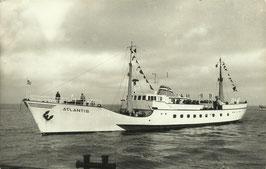 Ansichtskarte - Cuxhaven - Atlantis