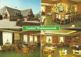 Ansichtskarte - Wingst - Waidmannsruh