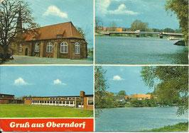 Ansichtskarte -Oberndorf - Mehrbildkarte