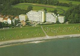 Ansichtskarte - Cuxhaven - Haus Nautic