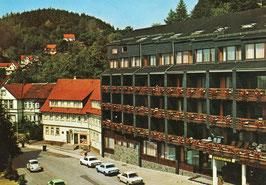 Ansichtskarte - Sanatorium Bad Grund