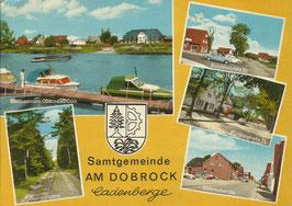 Ansichtskarte - Samtgemeinde am Dobrock