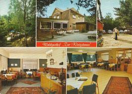 Ansichtskarte - Wingst - Zur Königstanne