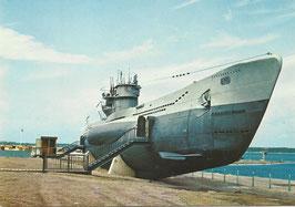 Ansichtskarte - Schiffe - U995