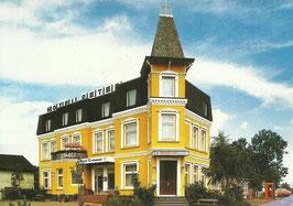 Ansichtskarte - Wingst - Hotel Peter