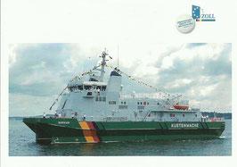 Ansichtskarte - Schiffe - Borkum