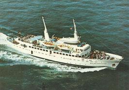 Ansichtskarte - Schiffe - MS Wilhelmshaven