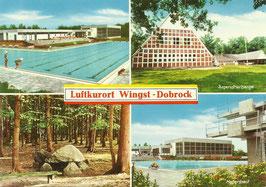 Ansichtskarte - Wingst - Mehrbildkarte