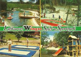 Ansichtskarte - Wingst - Spiel- und Sportpark