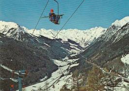 Ansichtskarte - Pflersch - Südtirol