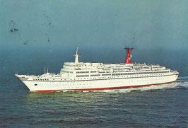 Ansichtskarte - Schiffe - Hamburg
