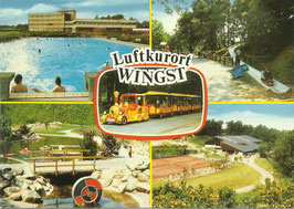 Ansichtskarte - Wingst