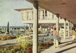 Ansichtskarte - Cuxhaven - Strandhaus Döse
