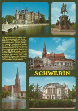 Ansichtskarte - Schwerin