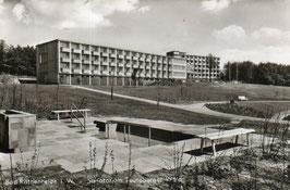 Ansichtskarte - Bad Rothenreide - Sanatorium