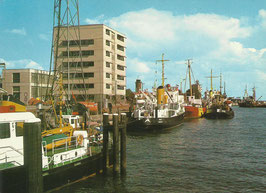 Ansichtskarte - Cuxhaven - Tonnenhof