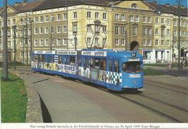 Ansichtskarte - Sachsen- Anhalt - Dessau