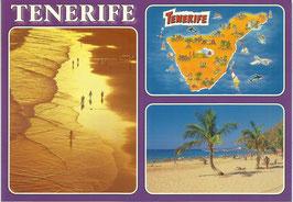 Ansichtskarte -  Teneriffa - Spanien