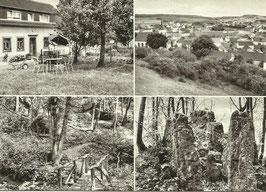 Ansichtskarte - Rheinland-Pfalz - Wallenstein