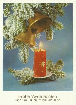 Ansichtskarte - Weihnachten