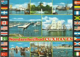 Ansichtskarte - Cuxhaven