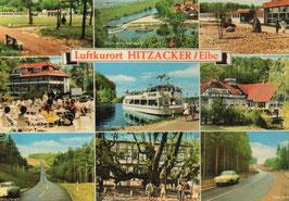 Ansichtskarte - Hitzacker