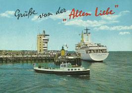 Ansichtskarte - Cuxhaven - Alte Liebe