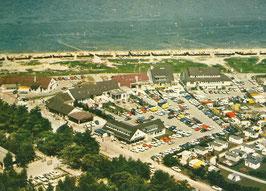 Ansichtskarte - Sahlenburg - Strand