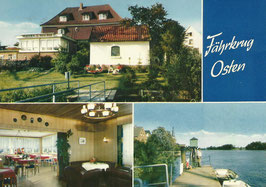 Ansichtskarte -  Osten Oste - Fährkrug