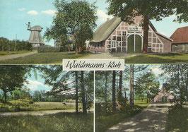 Ansichtskarte - Wingst - Waidmanns Ruh