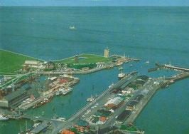 Ansichtskarte - Cuxhaven - Hafen