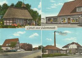 Ansichtskarte - Hammah - Mehrbildkarte