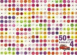 Ansichtskarte - 50 Jahre Renault
