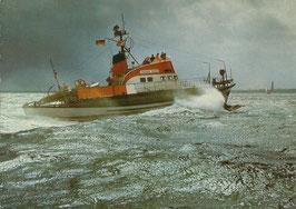 Ansichtskarte - DGzRS - Theodor Heuss