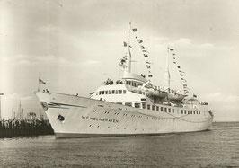 Ansichtskarte - MS Wilhelmshaven
