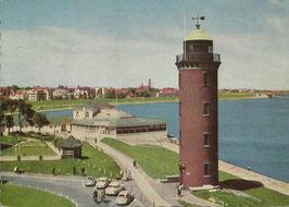 Ansichtskarte - Cuxhaven - Leuchtturm